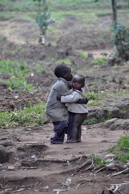 Africké děti free picture pixabay