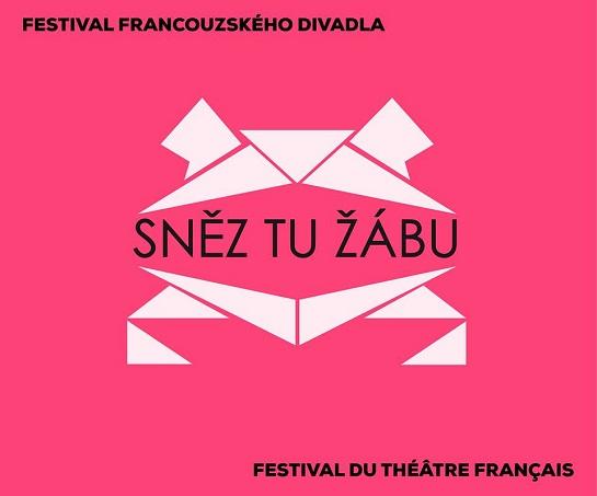 Logo festivalu SNĚZ TU ŽÁBU!