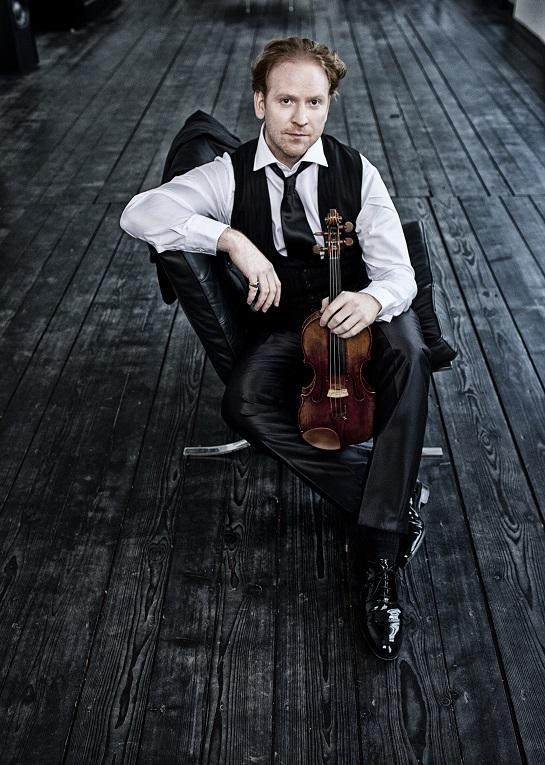 Daniel Hope (Foto Harald Hoffmann)