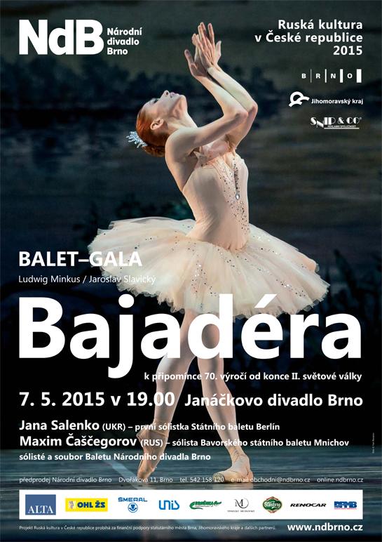 A1 Bajadera Balet-Gala