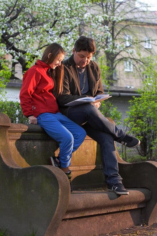 Celé Česko čte dětem - Týden čtení dětem - foto Martin Podžorný
