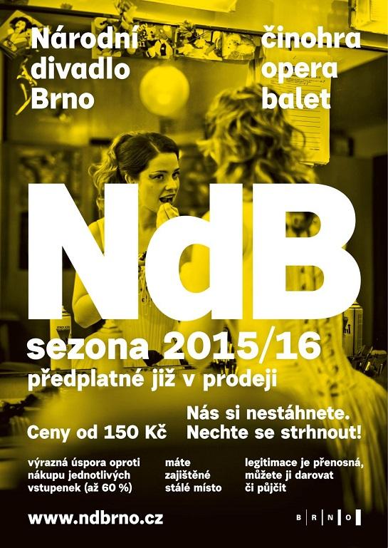 Předplatné NdB 2015-2016