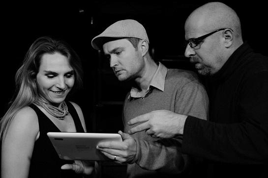 Ivana Machalová, Lukáš Král a Zdeněk Velen (foto Petr Florián)