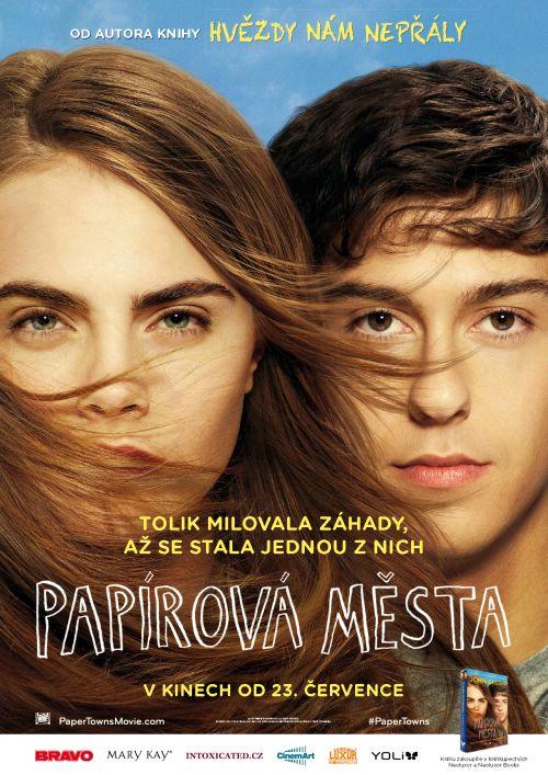 Plakát k filmu Papírová města