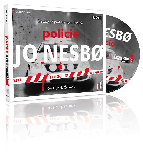 Policie_Nesbo_audiokniha_3D_OneHotBook