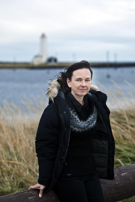 Yrsa Sigurðardóttir (foto Kristinn Ingvarsson)