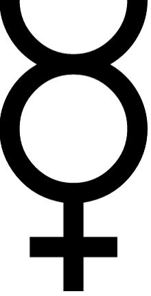 Merkur znak