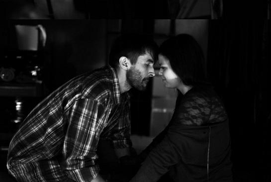 Romantika nebo šílený plán na záchranu? (Daniel Bambas a Barbora Vovsíková), foto Petr Florián