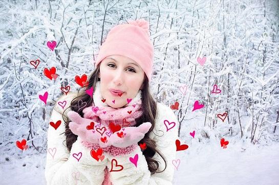 únor Valentýn