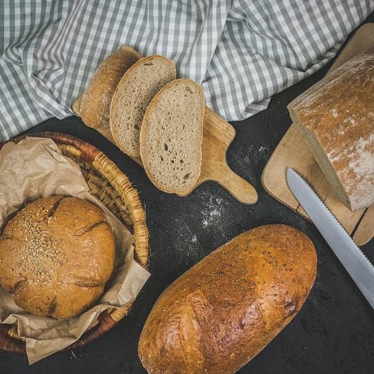Druhy chlebů