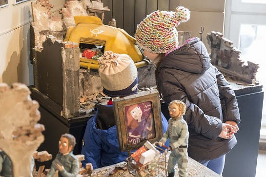 DivadloAlfa_výstava_Vánoční balda_foto_T. Kilbergr