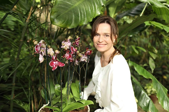 zahájení výstavy orchidejí 2017