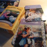 Doreen Virtue: Andělské karty pro děti