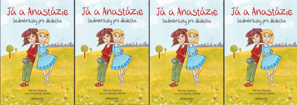 Nová soutěž o dalších pět výtisků knížky pro děti