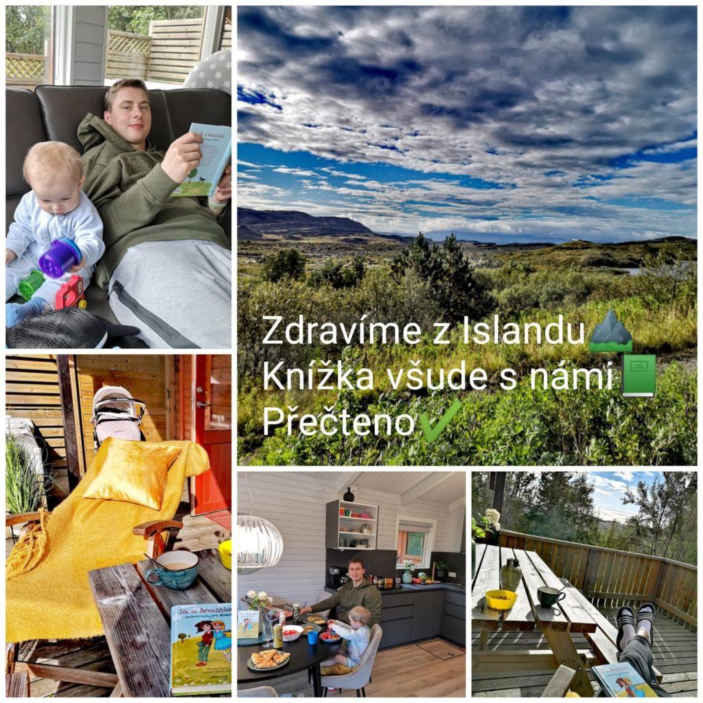 Martina Boučková, Já a Anastázie na Islandu