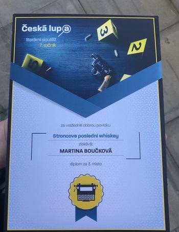 diplom Česká lupa
